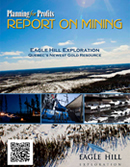 Report on Mining, Fusion PUblishing, Canada