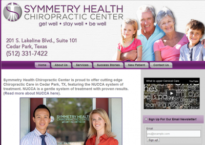 Symmetry Chiropractic