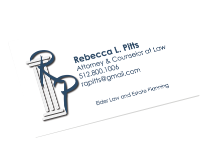 RP business card