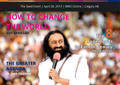 Seed Event – Calgary